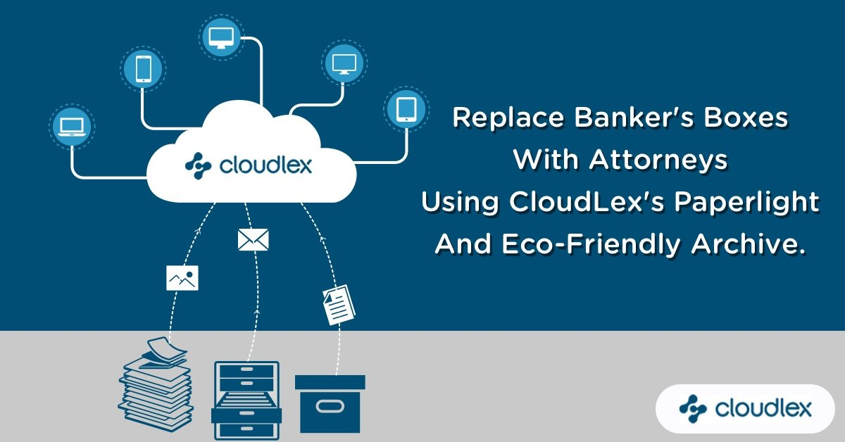 Secure cloud storage for PI law firms - CloudLex Blog
