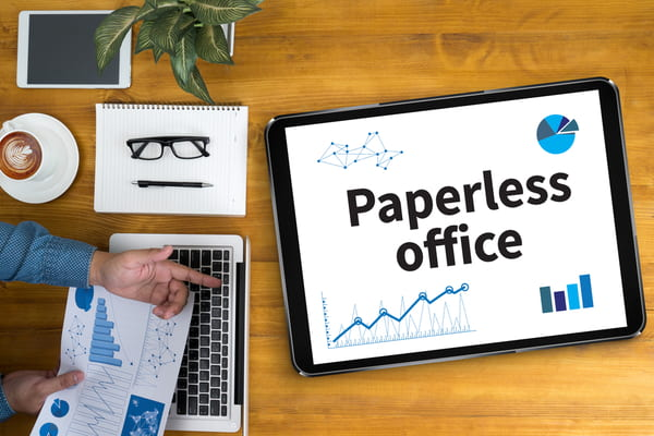 5 Signs for Paperless Law Firm | CloudLex Blog